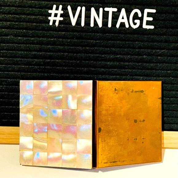 Vintage Cigarette Case ❤️